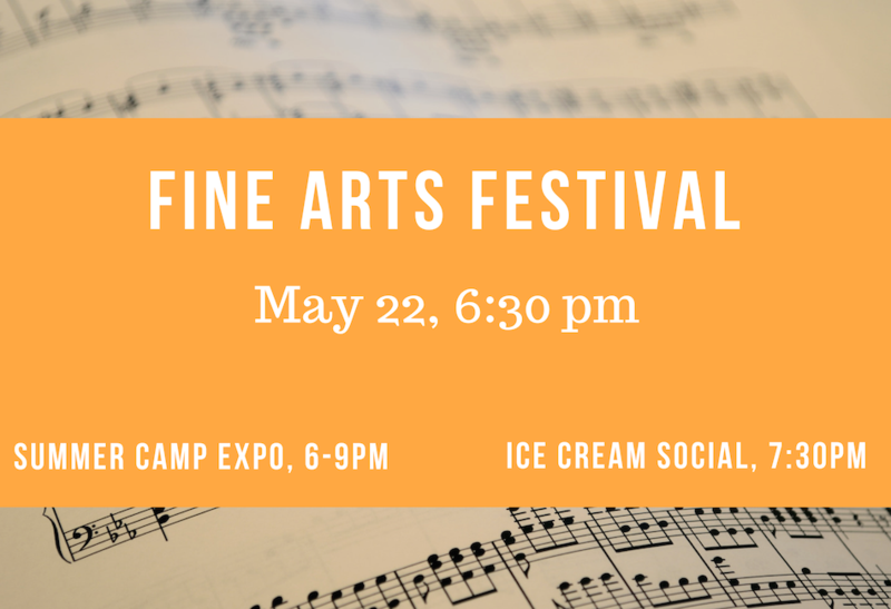 Fine Arts Festival, Summer Camp Expo, Ice Cream Social Thumbnail Image