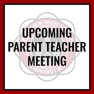 Parent Teaching Meeting Logo
