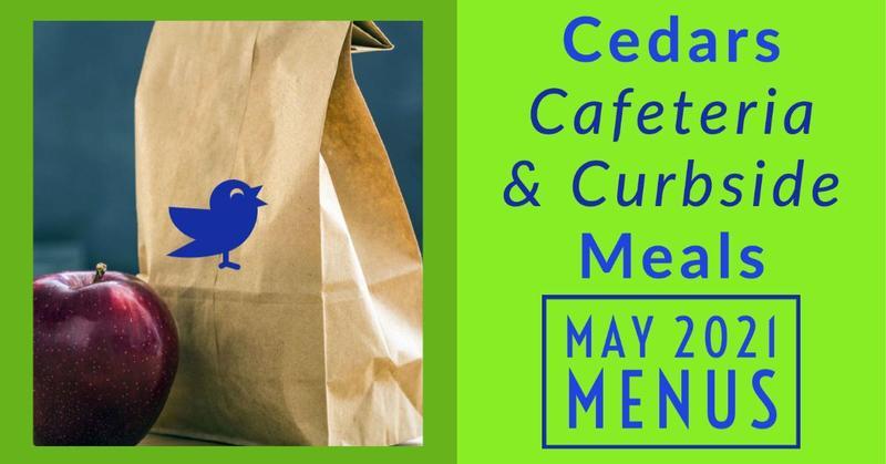 May Cafeteria Menu