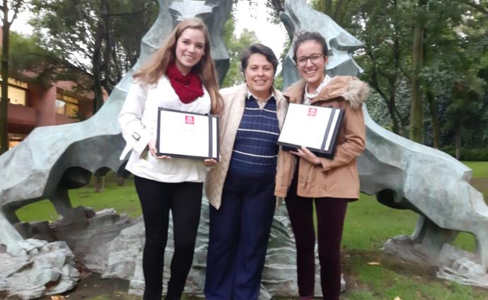 Beca de excelencia para exalumnas en la Iberoamericana