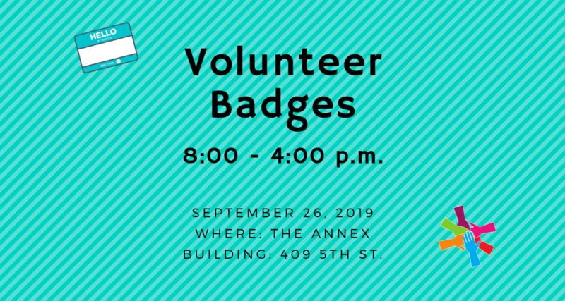 Volunteer Badges