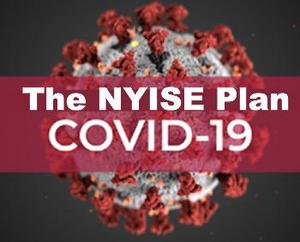The NYISE COVID-19 PLAN