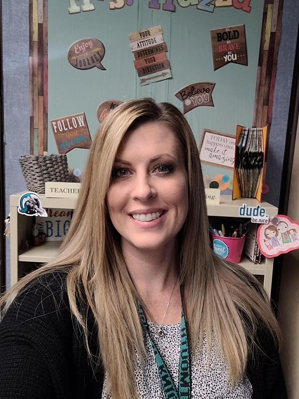Mrs. Suzette Mazza - 6th Grade Language Arts and Social Studies Teacher at Dartmouth