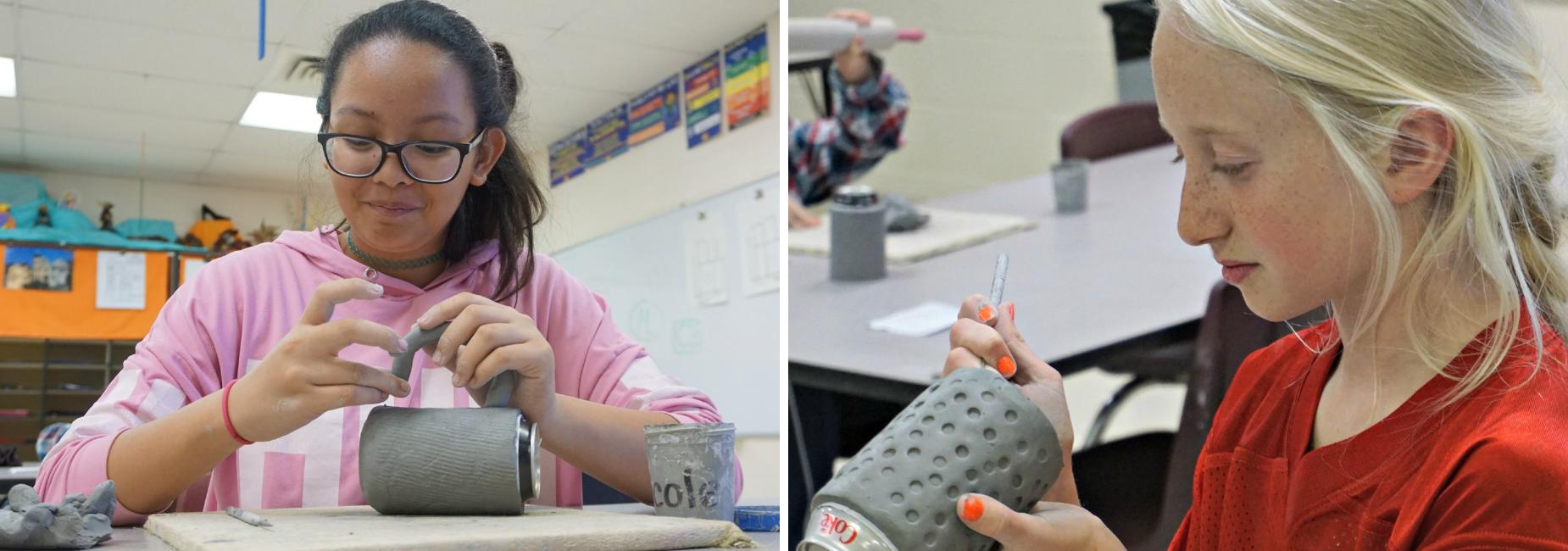 6th Grade Ceramics