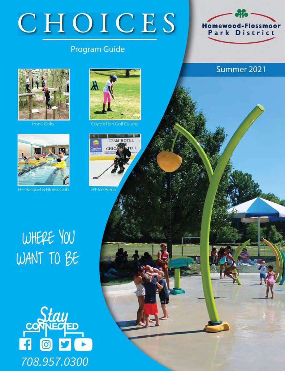 HF Park District summer programs