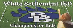 White Settlement ISD Champions for Kids