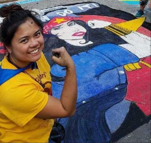 Via Colori Wonder Woman