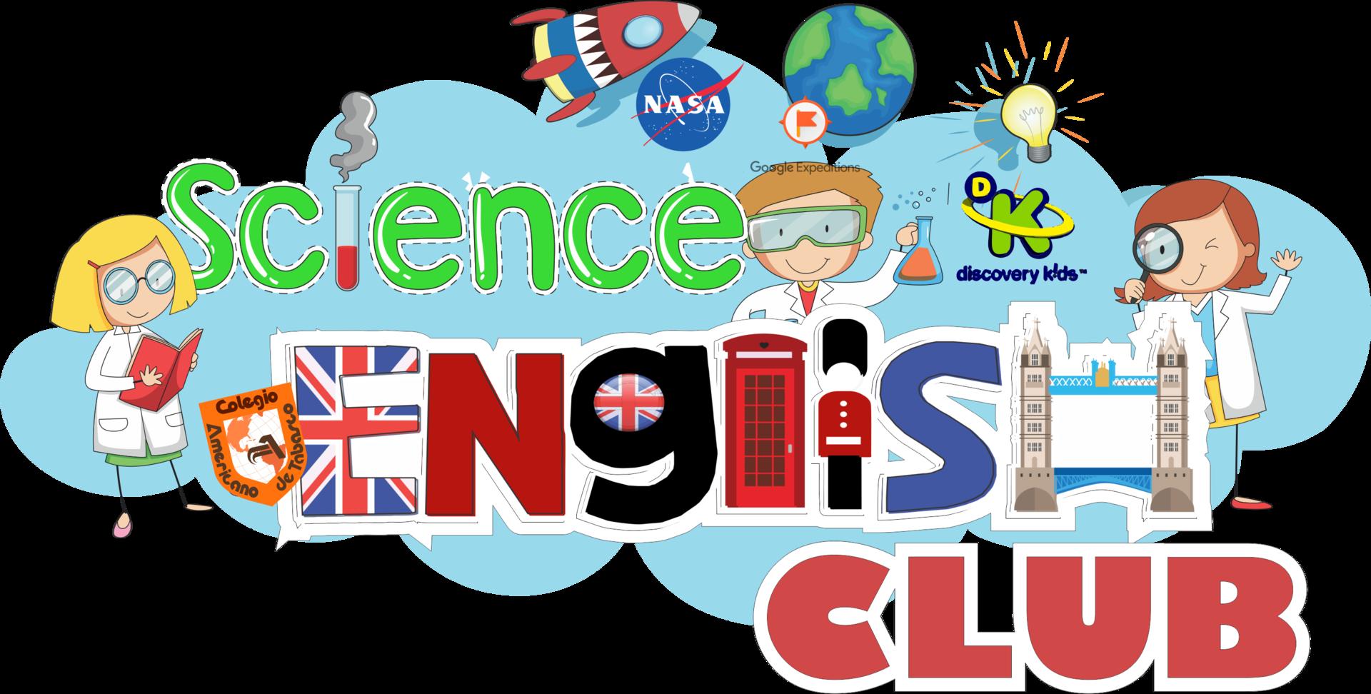 Logo del English Club