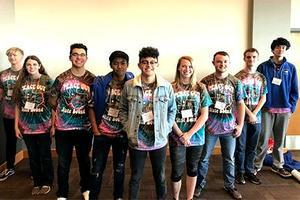 AcaDec State Winners