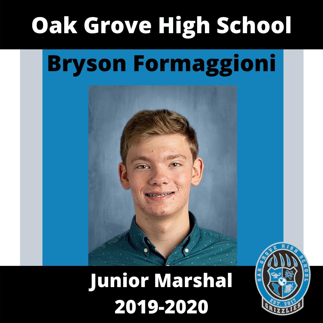 Junior Marshal