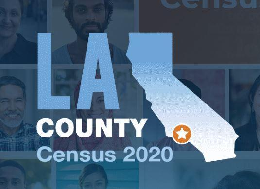 LA County Census Logo