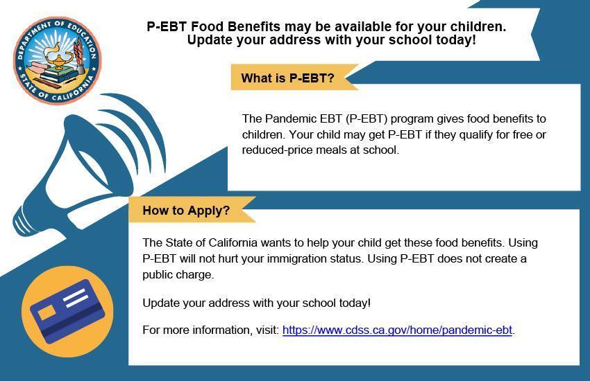 P-EBT parent English