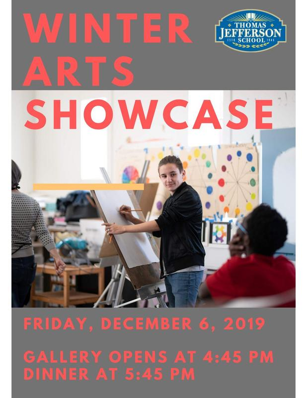 Winter Arts Showcase Featured Photo