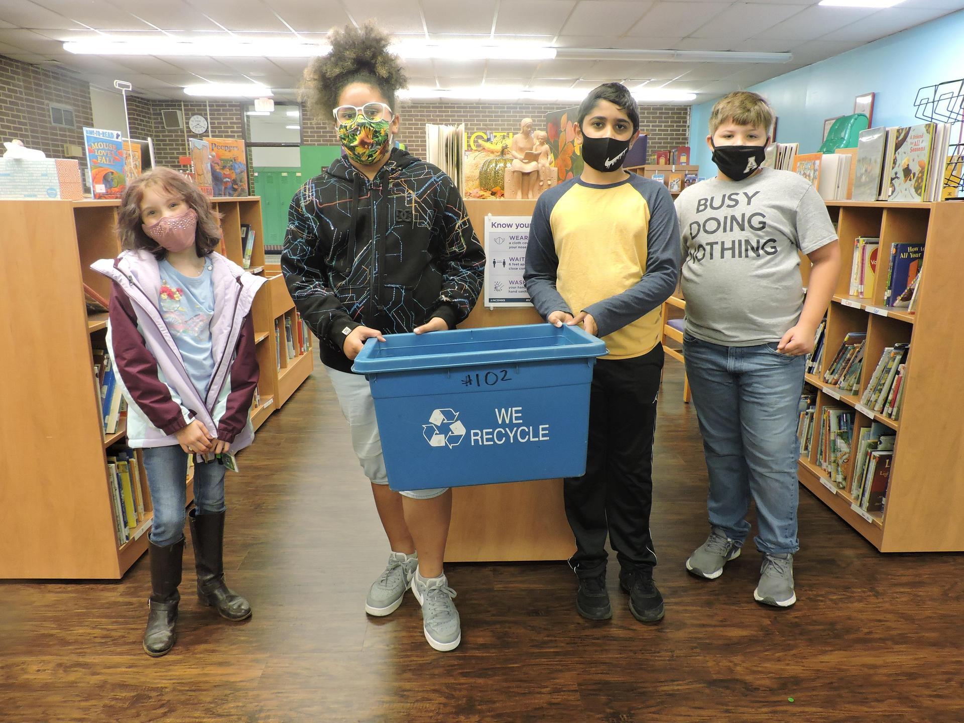 Recycle Crew