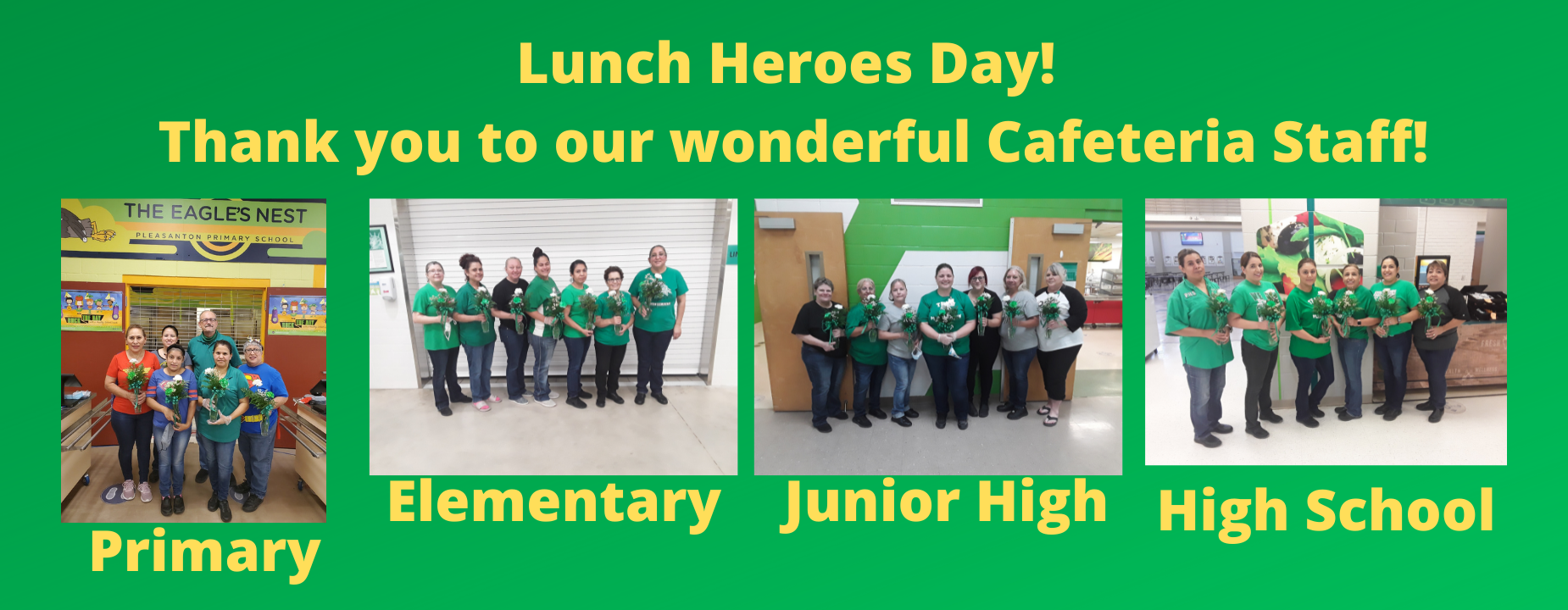 Lunch Heroes Day