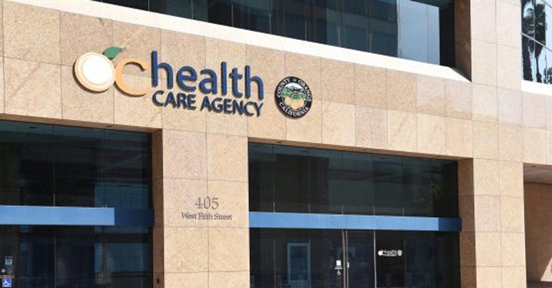 OC Health Care Agency.