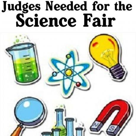 Science Fair Judges Needed Thumbnail Image