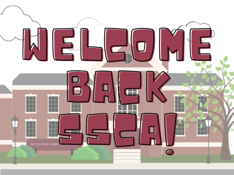 Welcome Back SSCA!