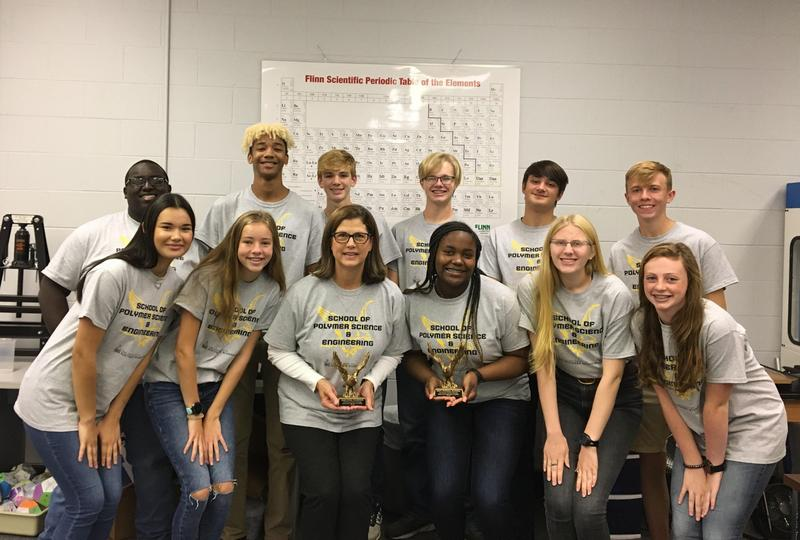 Polymer Science II  tie Overall State Champions Thumbnail Image