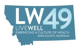 Live Well 49 Logo