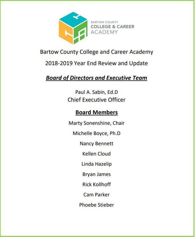 Board of Directors and Executive Team