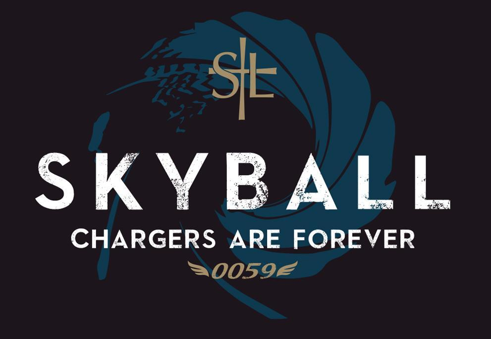 SKYBALL - Chargers are Forever