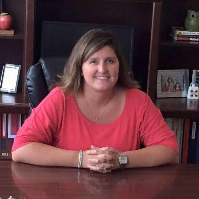 Dr. Candice Belt, Principal