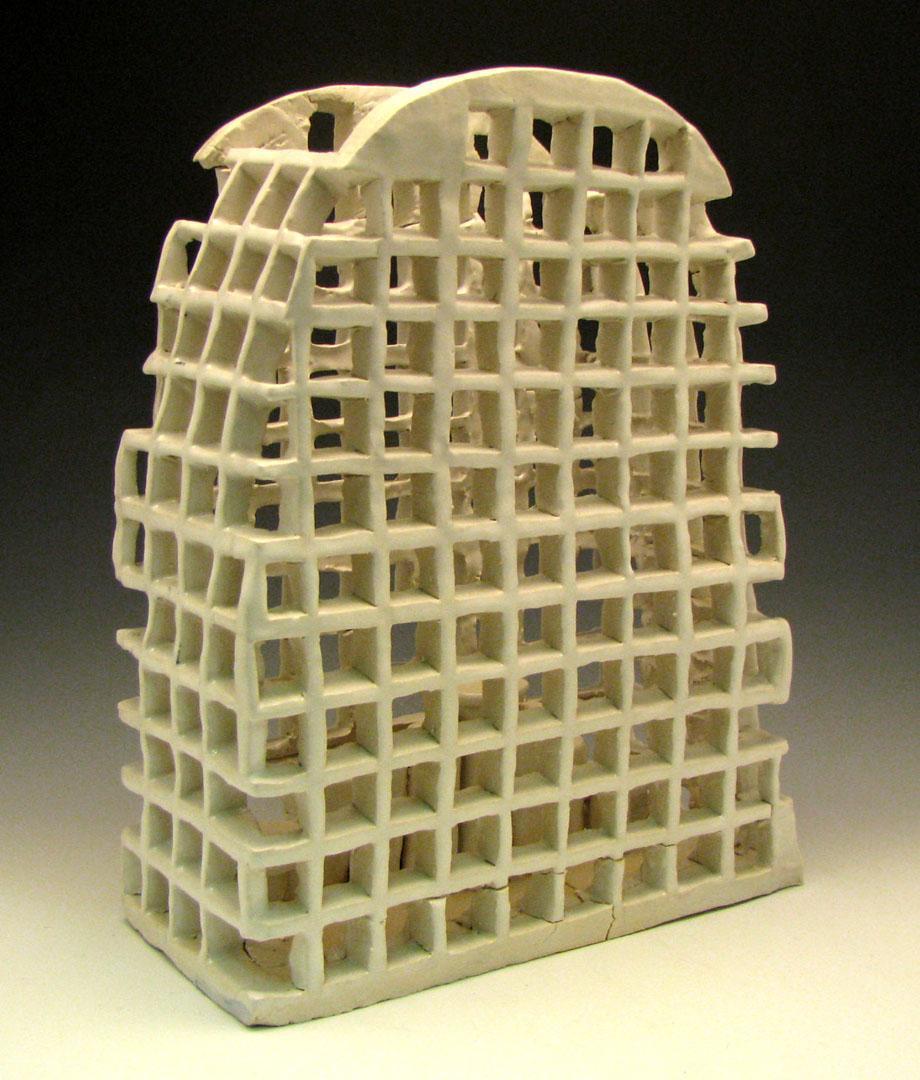 ceramic modern house