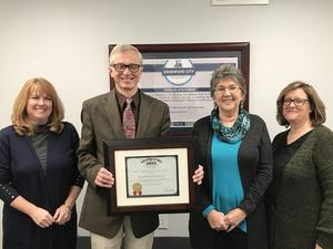 State Auditor Award