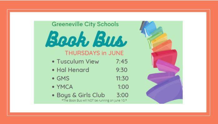 Book Bus Schedule for Hal Henard Featured Photo