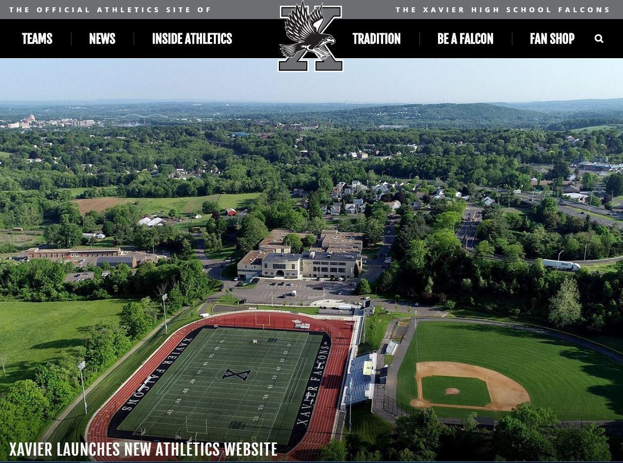 New Athletic Website