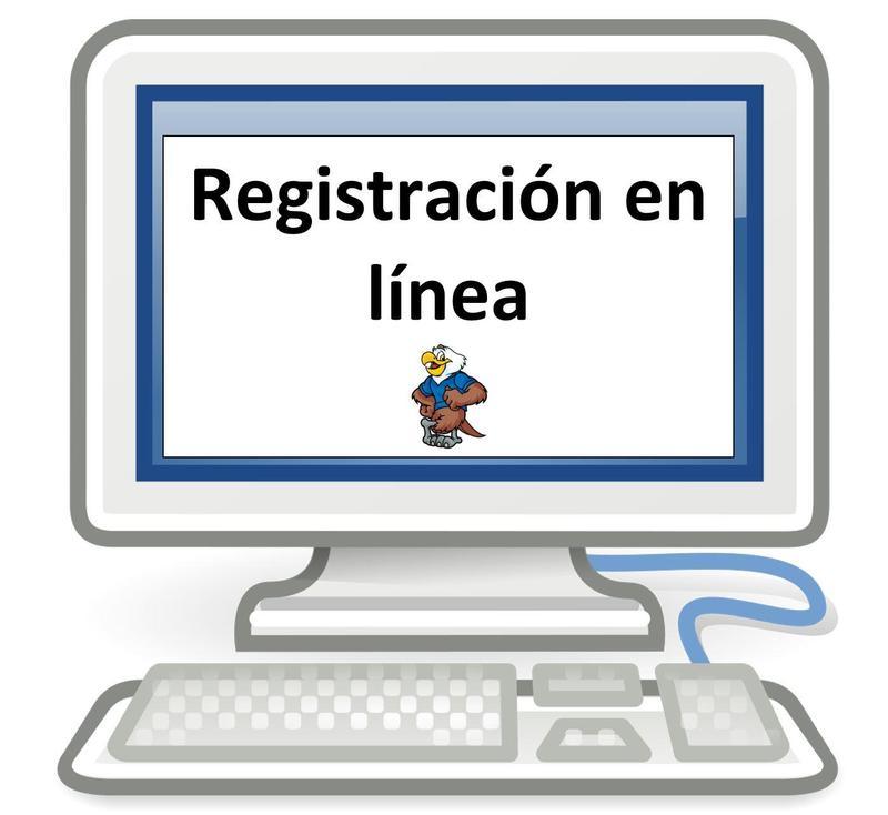 Registracion en linea