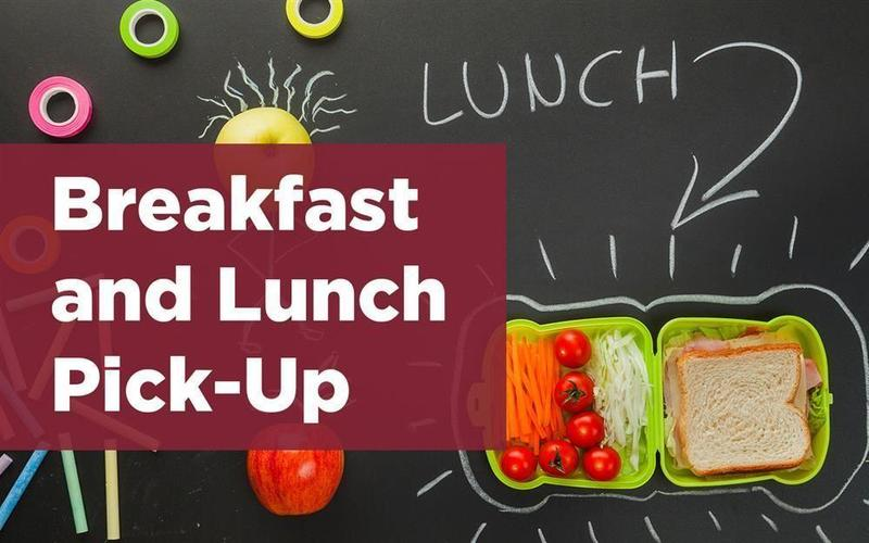 Breakfast and Lunch Pick Up Thumbnail Image