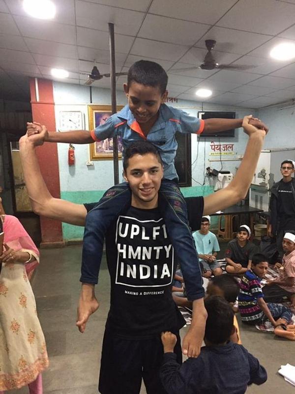 Dylan Angner India PJ
