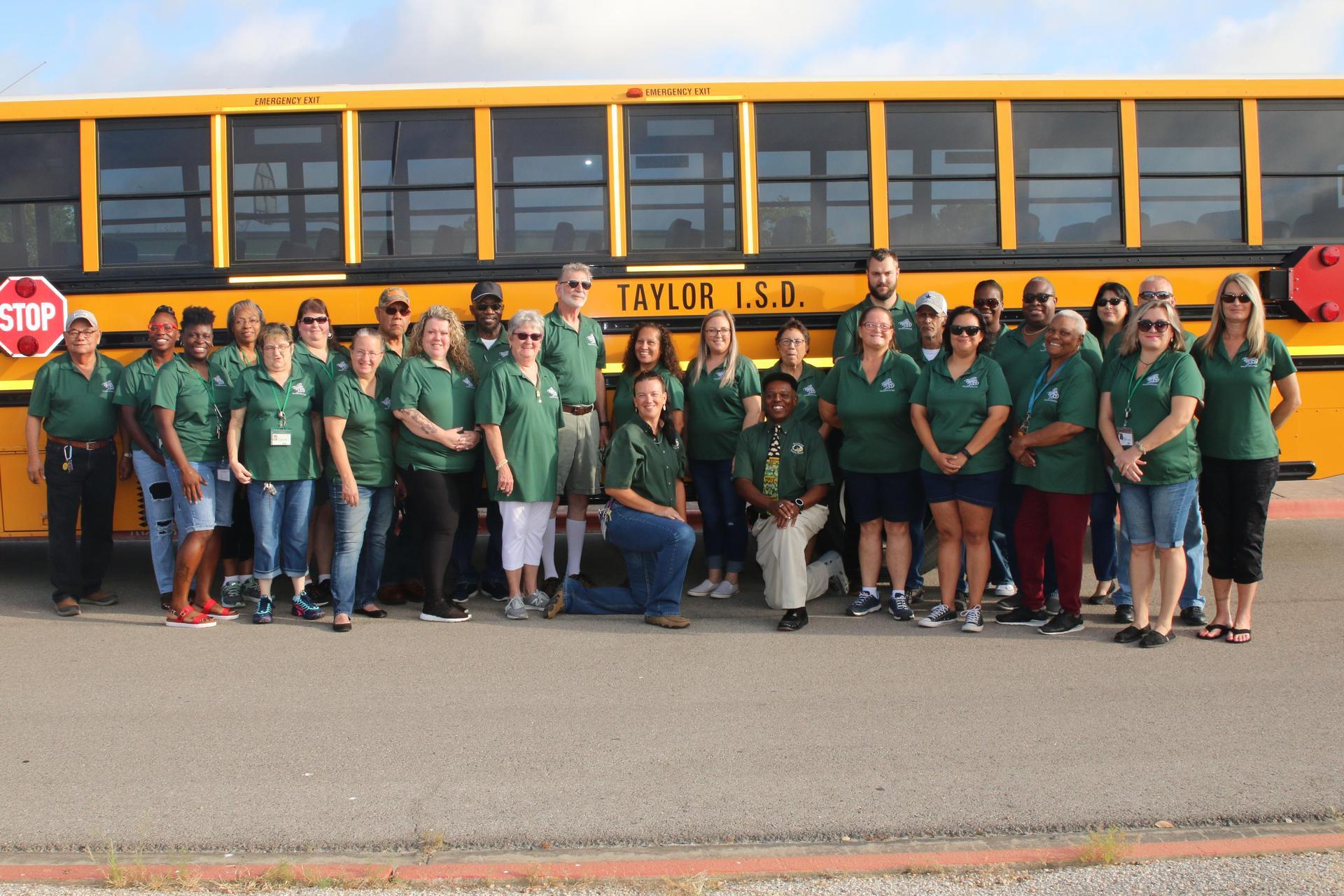 transportation staff photo