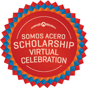 Somos Acero Scholarship Virtual Celebration Logo