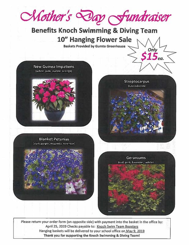 picture of flower sale flyer