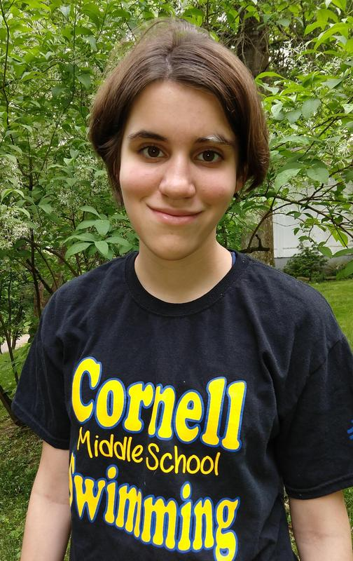 Cornell Middle Schooler Recognized by Duke Univeresity Thumbnail Image