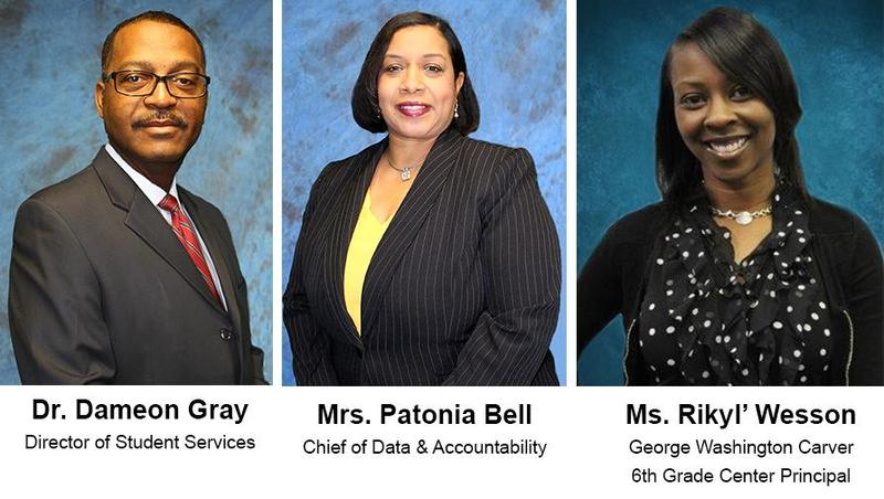 Lancaster ISD welcomes new administrative staff Thumbnail Image