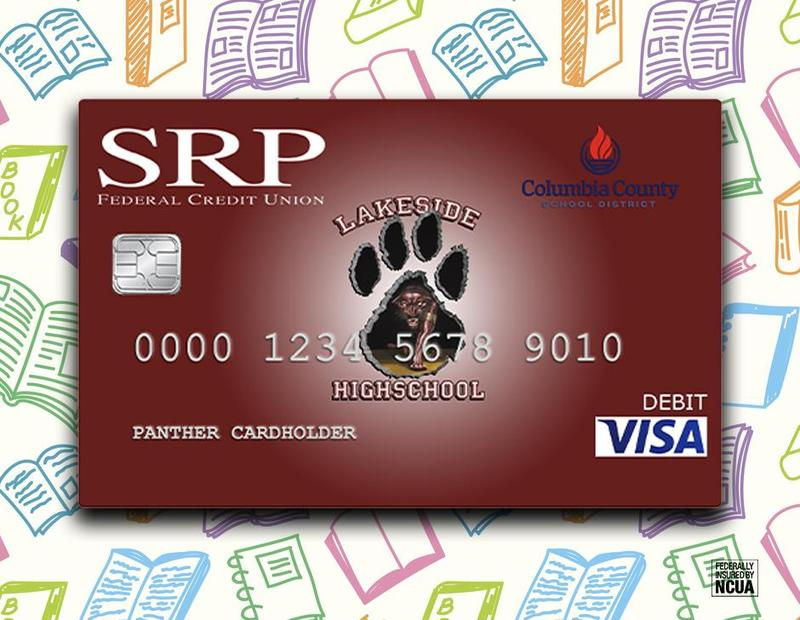 SRP Lakeside Debit Card