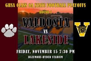 Valdosta vs. Lakeside