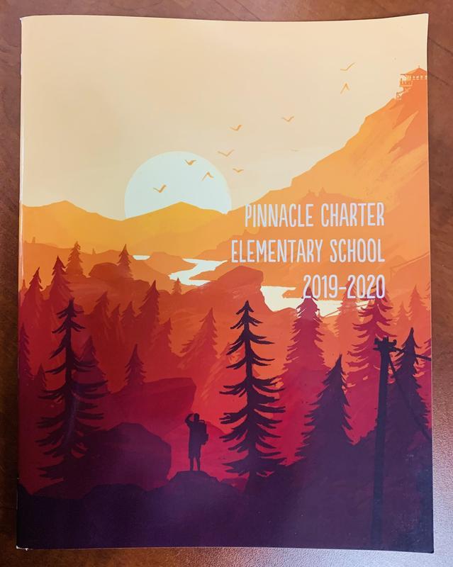 2019-20 Elementary School Yearbooks!