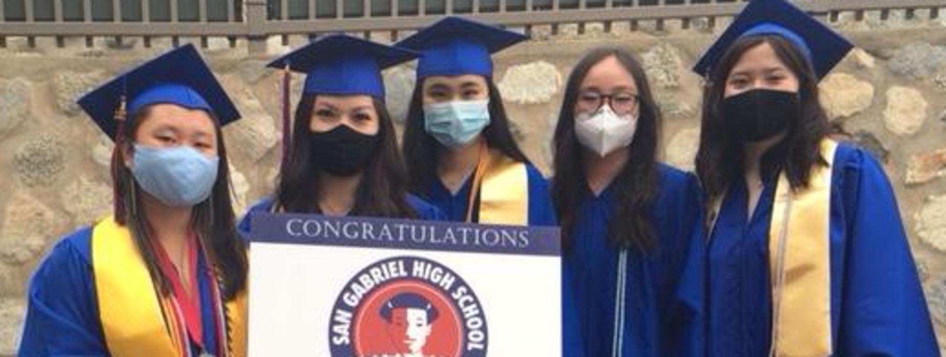 SGHS 2021 Graduates