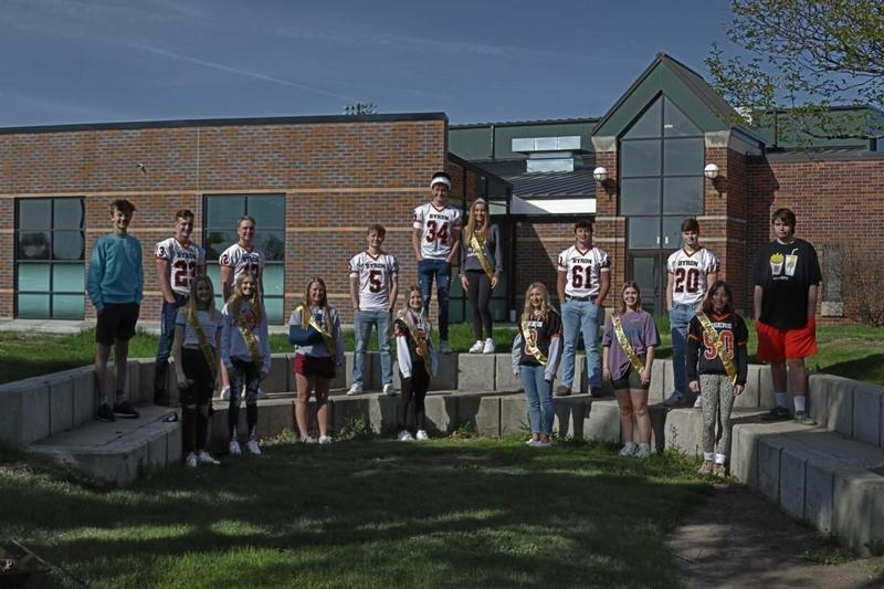 Homecoming Court Image