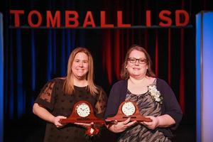 Tomball ISD Celebrates Success at Academic Awards Ceremony