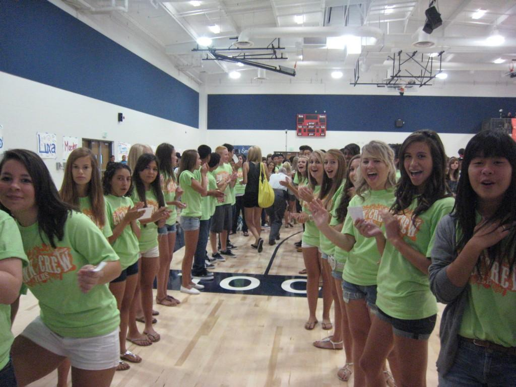YLHS opening day, September 8th, 2009