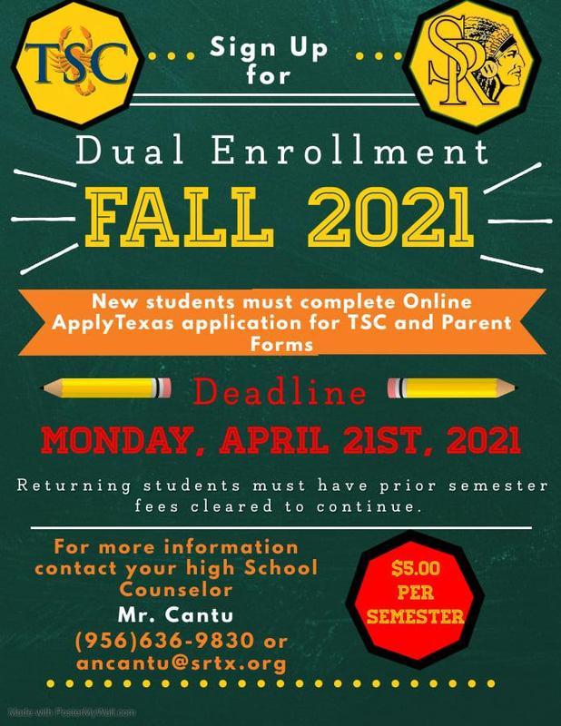 Dual Enrollment - Fall 2021 Featured Photo
