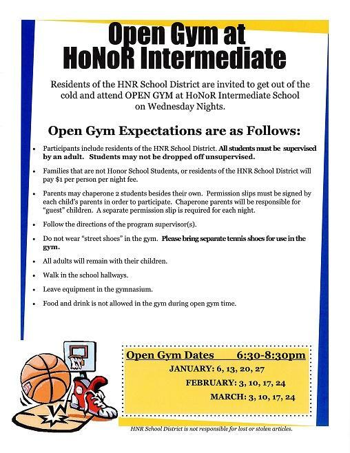 OPEN Gym Featured Photo