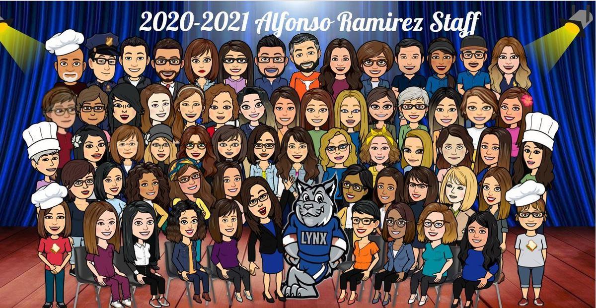 2021 Staff