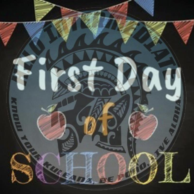 First Day of School is Wednesday, August 4th! Featured Photo